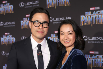 Randall Park The Los Angeles World Premiere of Marvel Studios' 'Black Panther'