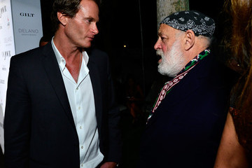 Rande Gerber Marc Quinn Honored in Miami Beach