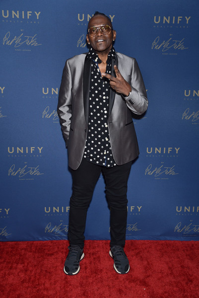 Randy Jackson Celebrates New Wellness Endeavor, Unify Health Labs