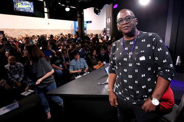 Randy Jackson 2015 NAMM Show - Day 3