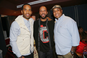 Randy Mims Special Miami Tastemaker Dinner And Screening Of  Common's LUV Presented By Venus Mecari And Atlantico Rum