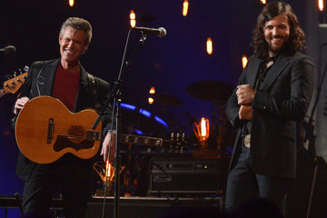 Randy Travis Scott Avett CMT Crossroads: The Avett Brothers And Randy Travis Tapes At The Factory At Franklin
