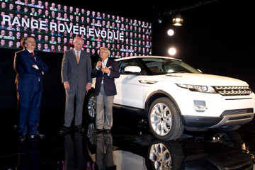 Ralf Speth Range Rover Evoque- Job 1
