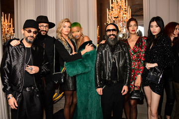 Raphael Elicha The Kooples Xmas Dinner At Apicius Restaurant