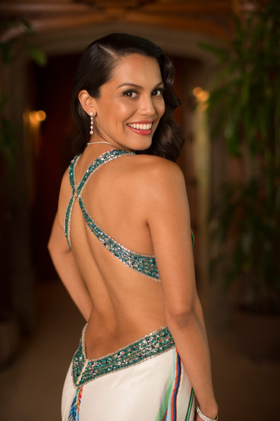 Raquel Pomplun 2013 Playmate Of The Year Raquel Pomplun poses for a