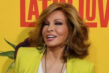 Raquel Welch Premiere of Pantelion Films' 'How to Be a Latin Lover' - Arrivals