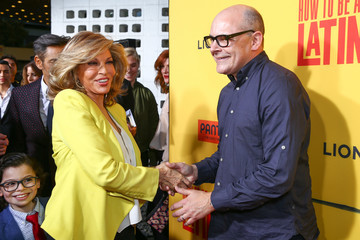 Raquel Welch 'How To Be A Latin Lover' Premiere