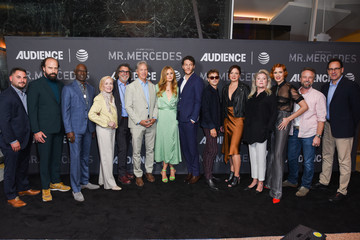 Rarmian Newton Photo Call For 'Mr. Mercedes' Special SAG Screening