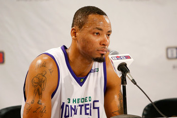 Rashard Lewis BIG3 - Week Seven