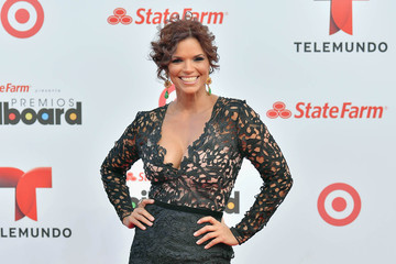 Rashel Diaz Arrivals at the Billboard Latin Music Awards