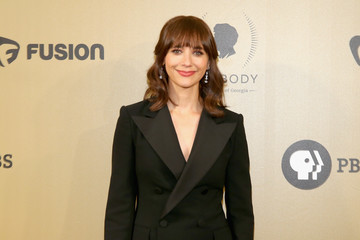 Rashida Jones The 76th Annual Peabody Awards Ceremony - Press Room