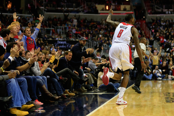 Rasual Butler - Los Angeles Clippers v Washington Wizards