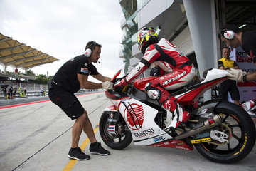 Ratthapark Wilairot MotoGP of Malaysia - Free Practice