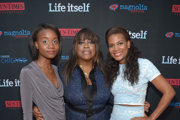 Raven Evans 'Life Itself' Premieres in Hollywood