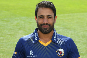 Ravi Bopara Essex CCC Photocall