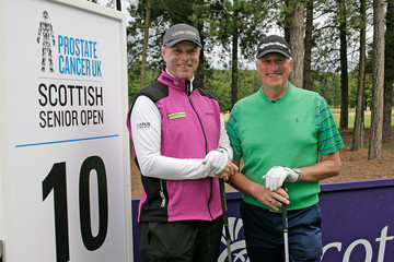 Ray Clemence Scottish Senior Open - Day One