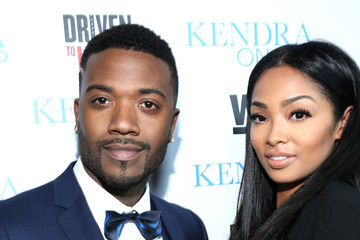 Ray J Princess Love WE tv Celebrates the Premiere of 'Kendra on Top' and 'Driven To Love'
