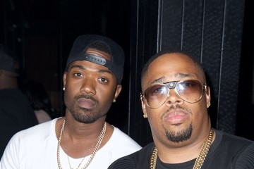 Ray J BET 'Music Moguls' Premiere Event
