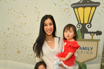 Ray Ling Song 7th Annual Santa's Secret Workshop Benefitting LA Family Housing