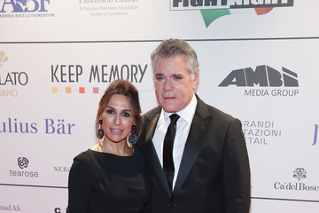 Ray Liotta 2017 Celebrity Fight Night in Italy