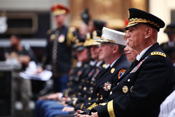 Ray Odierno U.S. Army Marks 240th Birthday in Times Square