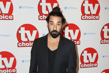 Ray Panthaki TV Choice Awards - Red Carpet Arrivals