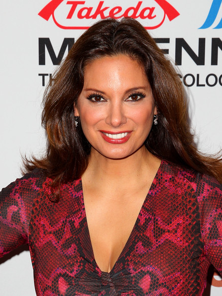 Actress Alex Meneses attends the International Myeloma Foundation's 6th Annual Comedy Celebration hosted by Ray Romano benefiting The Peter Boyle Research Fund at The Wilshire Ebell Theatre on October 27, 2012 in Los Angeles, California.