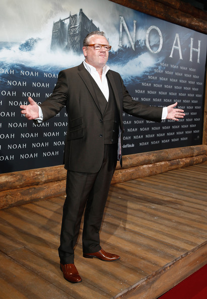 Ray Winstone - 'Noah' Premieres in Berlin