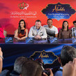 "Raya Abirached Stars Of Disney's Live-action ""Aladdin"" Return To Jordan As Part Of The Film's Magic Carpet World Tour - Press Conference"