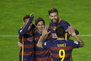 Lionel Messi and Neymar JR Photos Photo