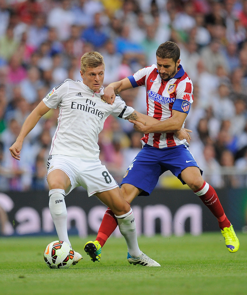 Toni Kroos s s Real Madrid CF v Club Atletico de