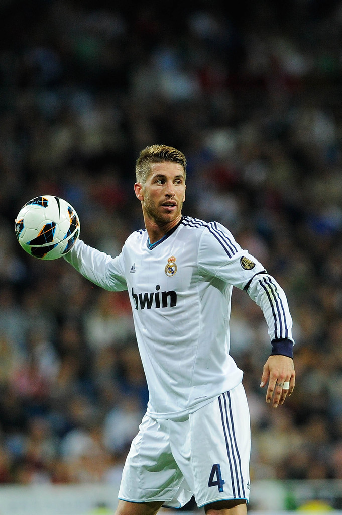 Sergio ramos photos photos real madrid cf v rc deportivo - Sergio madrid ...
