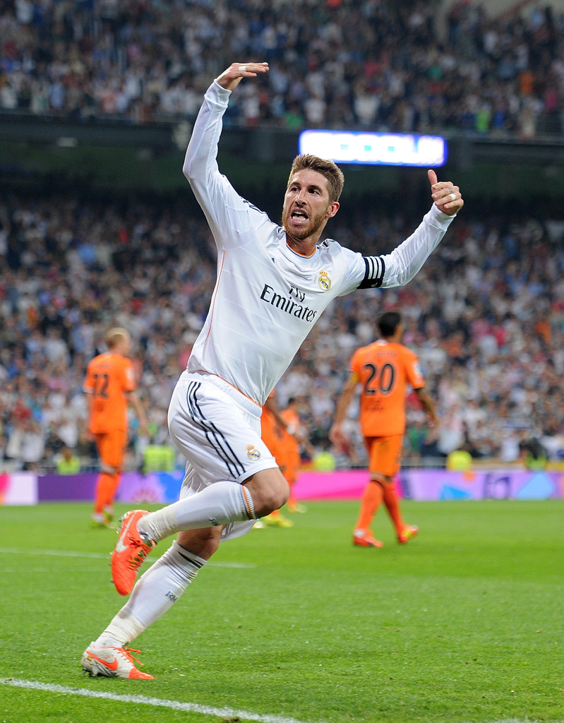 Sergio ramos photos photos real madrid cf v valencia cf - Sergio madrid ...