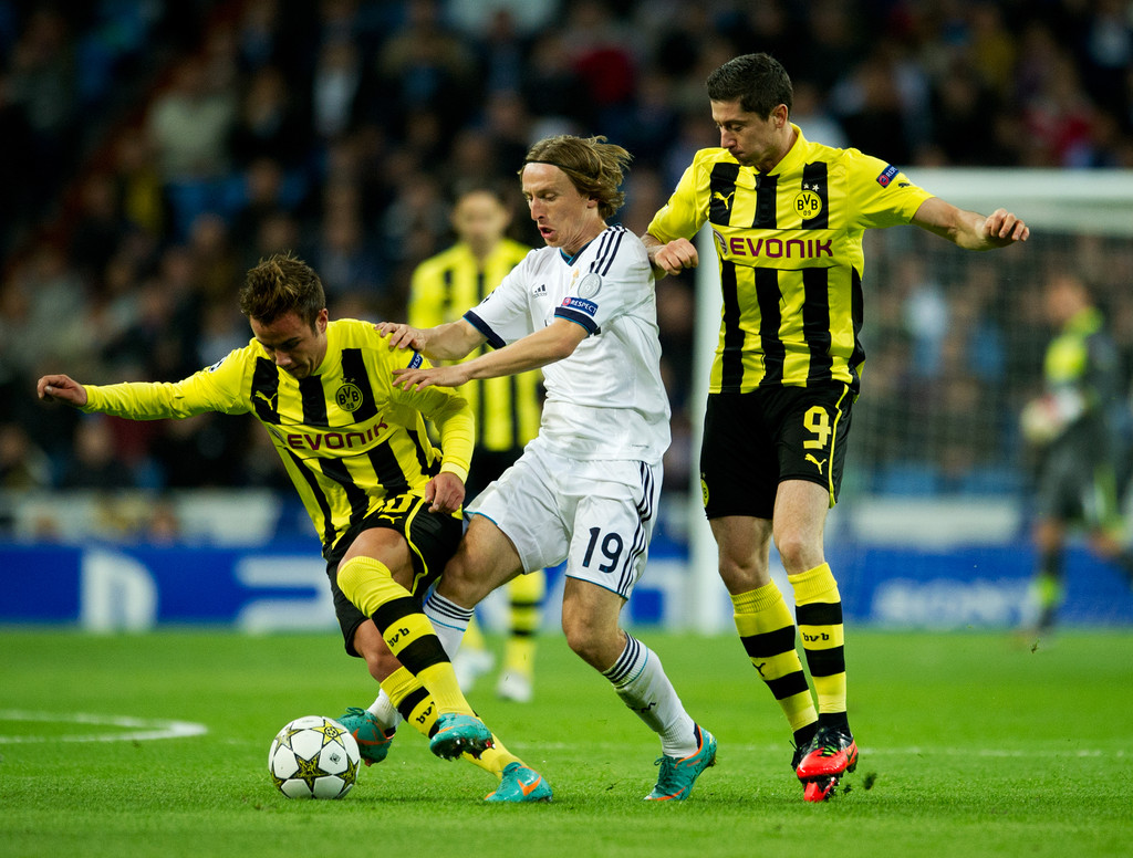Real Madrid Vs Bvb