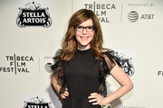 """Lisa Loeb attends """"Reality Bites"""" 25th Anniversary - 2019 Tribeca Film Festival at BMCC Tribeca PAC on May 04, 2019 in New York City."""
