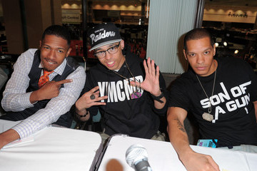 Nick Cannon Peter Gunz Reality Rocks Expo - Day 1