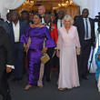 Rebecca Akufo-Addo The Prince Of Wales And Duchess Of Cornwall Visit Ghana