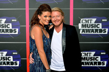 Rebecca Arthur Arrivals at the CMT Music Awards