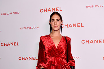 Rebecca De Ravenel Chanel Party to Celebrate the Chanel Beauty House and @WELOVECOCO
