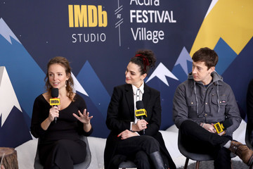Rebecca Dinerstein The IMDb Studio At Acura Festival Village On Location At The 2019 Sundance Film Festival – Day 2