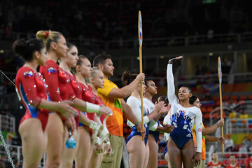 Rebecca Downie Gymnastics - Artistic - Olympics: Day 4