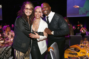 Rebecca King-Crews Steven Tyler's 2nd Annual Grammy Awards Viewing Party To Benefit Janie's Fund Presented By Live Nation - Inside