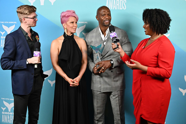11th Annual Shorty Awards - Winner's Cave