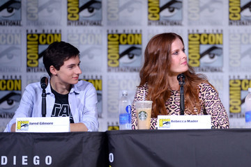 Rebecca Mader Comic-Con International 2016 - 'Once Upon A Time' Panel