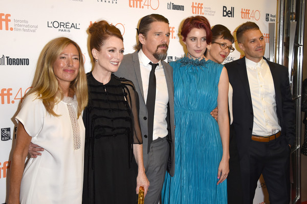 2015 Toronto International Film Festival - 'Maggie's Plan' Premiere