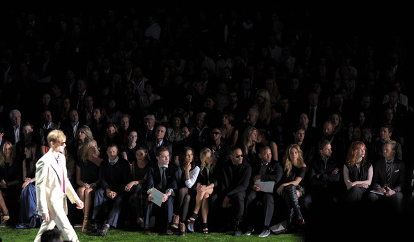 Tommy Hilfiger - Front Row - Spring 2011 MBFW