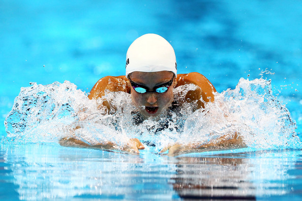 inspiration olympic swimming breaststroke