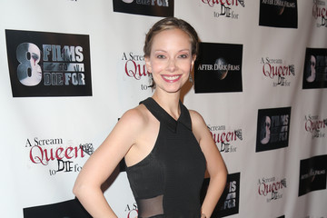 Rebekah Kennedy 8FilmsToDieFor Celebrity Launch Party / 'A Scream Queen to Die for' Crowning