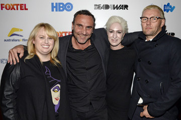Rebel Wilson FoxTel and HBO's 'Only the Dead See War' - Screening, Reception and Q&A