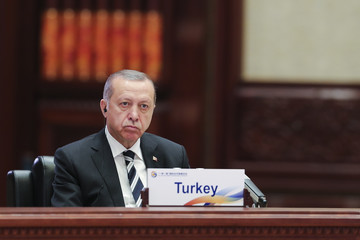Recep Tayyip Erdogan Belt and Road Forum for International Cooperation - Day One